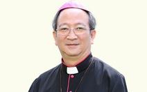 Linh cữu Đức Tổng giám mục Bùi Văn Đọc sắp về Việt Nam
