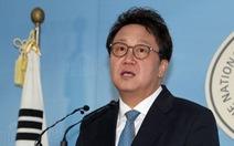 Bê bối tình dục hạ gục nhiều chính trị gia Hàn Quốc