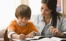 Người Anh ít giúp con làm bài tập ở nhà, vì sao?