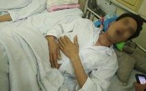 Bảo vệ Bệnh viện K Hà Nội đánh người nhà bệnh nhân