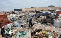 Xả thải nguy hại, công ty xử lý rác bị phạt gần 700 triệu
