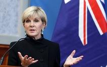 Úc đòi chơi đúng luật quốc tế ở Biển Đông