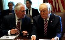 Ông Trump đề cử giám đốc CIA làm ngoại trưởng Mỹ
