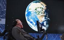 Stephen Hawking - thiên tài truyền cảm hứng
