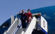 Thủ tướng Nguyễn Xuân Phúc bắt đầu thăm chính thức Úc