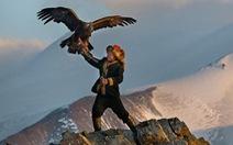 Lễ hội huấn luyện đại bàng ở Mông Cổ