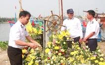 Xúc động buổi hội ngộ tưởng niệm các liệt sĩ Gạc Ma