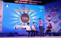 Thủ lĩnh sinh viên Việt Nam tranh tài