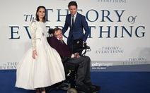 The Theory of Everything: cuộc đời Stephen Hawkingqua điện ảnh