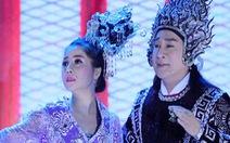 Kim Tử Long 'kè' Kiều Trâm trong liveshow nhạc quê hương