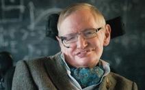 Stephen Hawking và mối duyên với Việt Nam