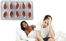 Thuốc Isotretinoin có nguy cơ gây rối loạn chức năng tình dục