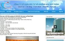 Bán đấu giá tài sản 1 thành viên của nhà đầu tư cảng Quy Nhơn