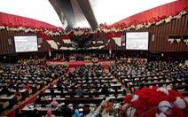 Indonesia ra luật cấm đả kích đại biểu quốc hội