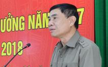 Phó bí thư Đắk Lắk nói 'sẽ chấp hành tuyệt đối' kỷ luật