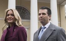 Con trai Tổng thống Trump công bố ly hôn dù đã có 5 con