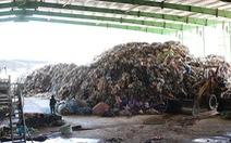 Nhà máy xử lý rác chôn trái phép 40 nghìn tấn rác