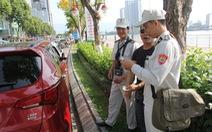 Tài xế Đà Nẵng than phiền ứng dụng trả phí đậu xe phức tạp