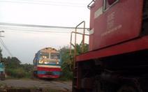 Kỷ luật nhiều cá nhân vụ hai tàu hỏa suýt tông nhau ở Dầu Giây