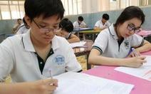 TP.HCM kiểm tra học kỳ kết hợp trắc nghiệm và tự luận