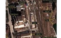 Lò phản ứng hạt nhân Triều Tiên lại rục rịch hoạt động?
