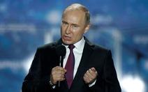 Ông Putin muốn khôi phục 'sức mạnh Liên Xô' cho nước Nga?