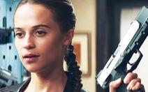 Quên Angelina Jolie đi, Alicia chính là nàng Lara được mong chờ