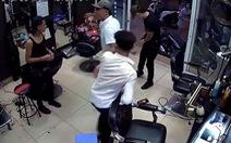 Nghi án chủ tiệm tóc bị nhóm người xông vào tiệm bắn nguy kịch