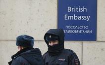 Nga trả đũa: trục xuất 23 nhà ngoại giao Anh, đóng cửa Hội đồng Anh