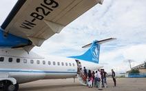 114 khách kẹt ở Côn Đảo do bị hủy chuyến bay đã về đất liền