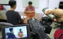 Ghi âm - ghi hình hoạt động hỏi cung: Thực hiện sao cho hiệu quả?