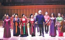 Nhạc trưởng Jeff von der Schmidt: đồng hành cùng âm nhạc Việt
