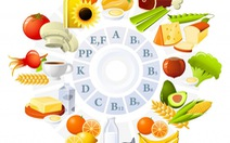Một số đặc điểm về vitamin trong cơ thể người đến bệnh lý