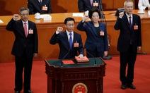 Ai là 'ngôi sao mới nổi' trong chính trường Trung Quốc?