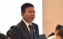 Bộ trưởng Tư pháp: Tài sản bất minh nên đưa ra tòa chứng minh