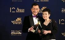 Cổ Thiên Lạc đăng quang Ảnh đế giải thưởng điện ảnh châu Á