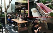 Đi Bangkok uống cà phê ở quán 'cà phê đám tang'