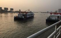 TP.HCM cấm luồng giao thông thủy trên tuyến sông Phú Xuân