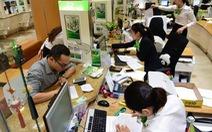Vốn hóa thị trường Vietcombank vượt 10 tỉ USD