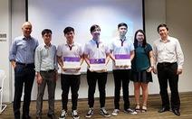 Sinh viên ĐH Duy Tân tiếp tục vô địch Microsoft Imagine Cup