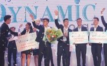Nền tảng trắc nghiệm trực tuyến Tungtung.vn giành giải nhất Dynamic