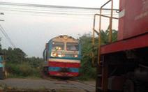 Sau sự cố Dầu Giây, ngành đường sắt đưa số điện thoại lái tàu vào phần mềm
