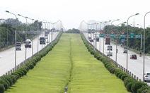 Hà Nội tổ chức lại giao thông trên đại lộ Thăng Long