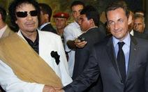 Cựu tổng thống Pháp Sarkozy bị bắt, thẩm tra nguồn tiền bất minh