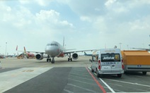 Một người nước ngoài 'đột nhập' công ty quản lý bay Miền Nam