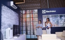 Electrolux giới thiệu ba nhóm sản phẩm chiến lược