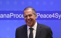 Sergey Lavrov - nhà ngoại giao kỳ tài của Nga