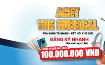 Khóa học Anh ngữ First Steps: ACET – The Musical 2018