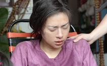 Ngô Thanh Vân té nứt xương trên phim trường Hai Phượng