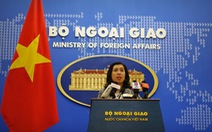 Việt Nam phản đối Đài Loan diễn tập bắn đạn thật ở Trường Sa